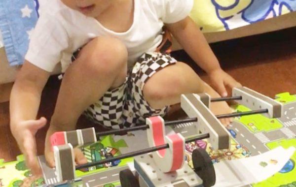 知育玩具の代表!ブロックおもちゃBAKOBA(バコバ)で感じた我が子の成長